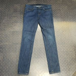 J. Brand Skinny Leg Jeans size 28